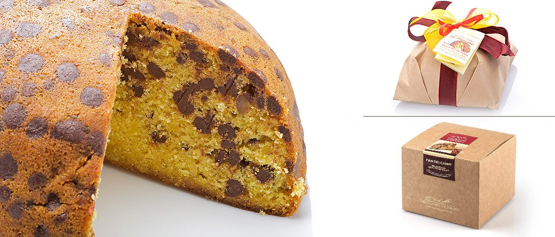 Pan Dei Campi Moscato e cioccolato